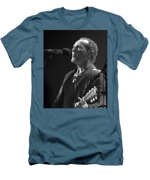 Vivian Campbell Mtl 2015 Men's T-Shirt (Slim Fit) by Luisa Gatti