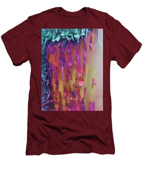 Men's T-Shirt (Slim Fit) featuring the digital art Imagination by Richard Laeton