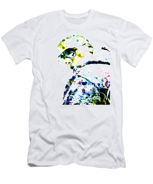 Jay Z Men's T-Shirt (Slim Fit) by Brian Reaves