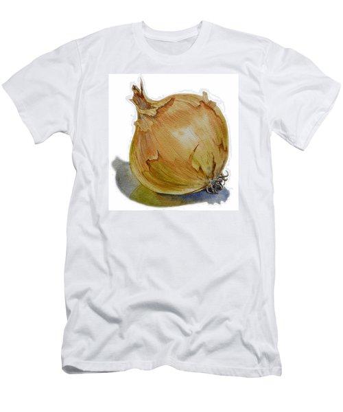 Onion Men's T-Shirt (Slim Fit) by Irina Sztukowski