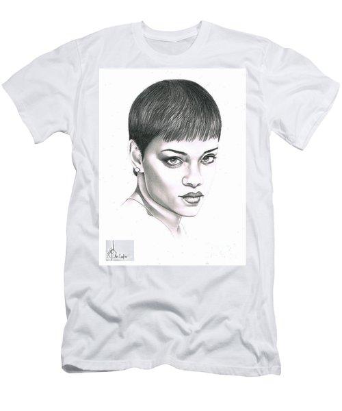 Rihanna Men's T-Shirt (Slim Fit) by Murphy Elliott