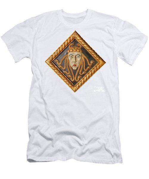 Medusa Men's T-Shirt (Slim Fit) by Photo Researchers