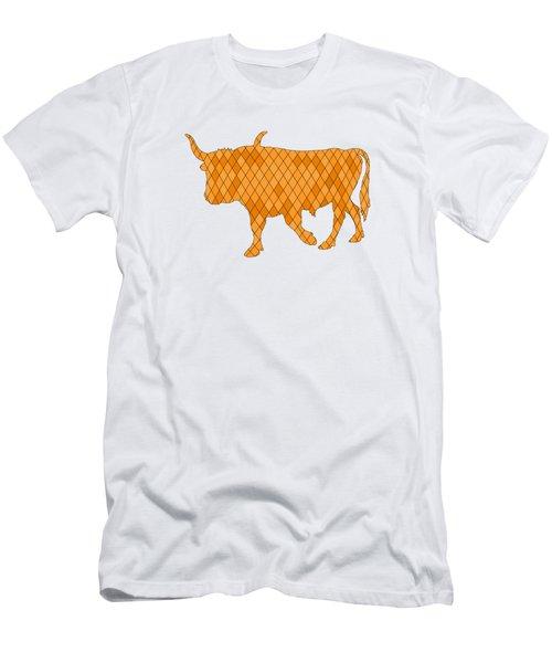 Aurochs Men's T-Shirt (Slim Fit) by Mordax Furittus