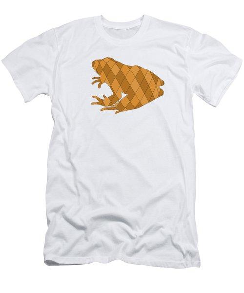 Frog Men's T-Shirt (Slim Fit) by Mordax Furittus