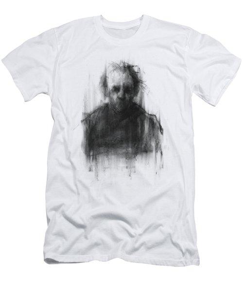 Simple Man Men's T-Shirt (Slim Fit) by Bruno M Carlos