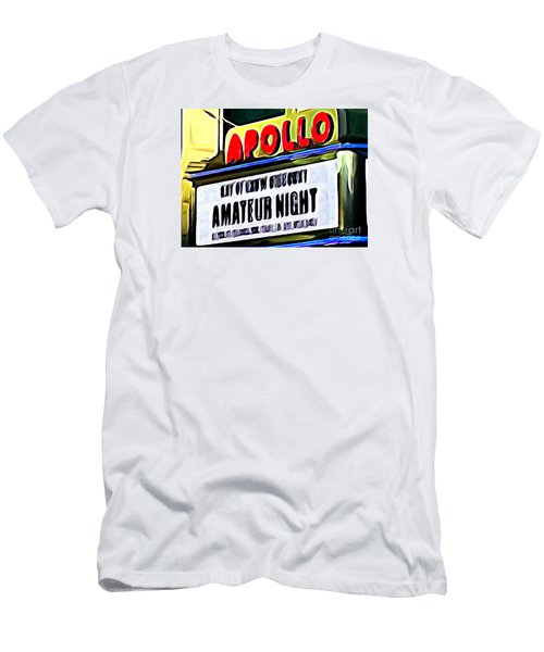 Amateur Night Men's T-Shirt (Slim Fit) by Ed Weidman