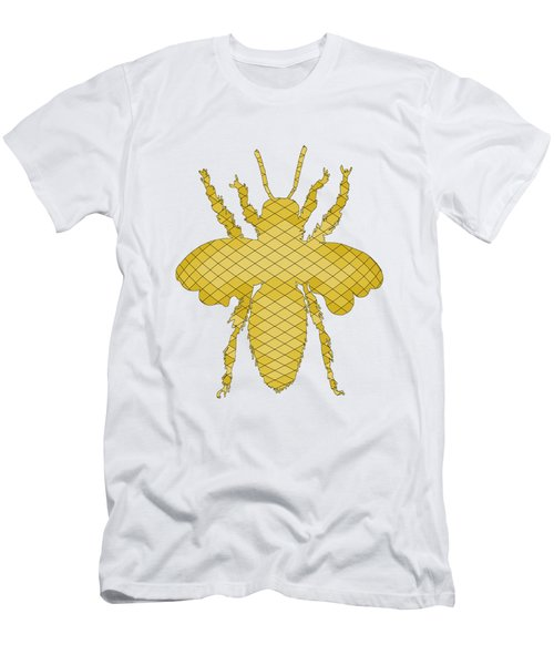 Bee Men's T-Shirt (Slim Fit) by Mordax Furittus