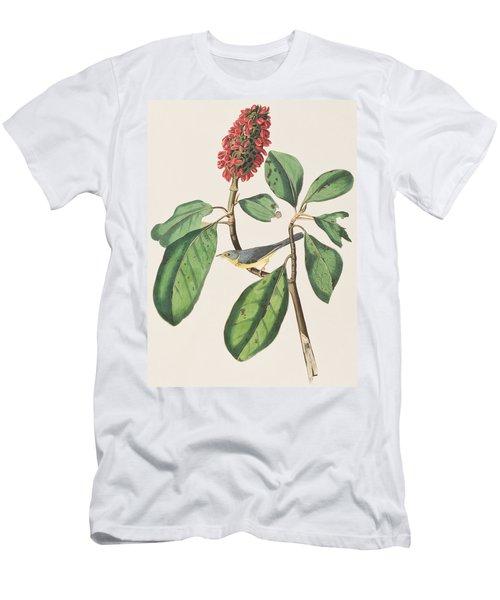 Bonaparte's Flycatcher Men's T-Shirt (Slim Fit) by John James Audubon
