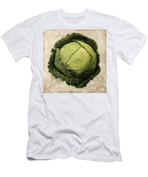 Checcavolo Men's T-Shirt (Slim Fit) by Danka Weitzen