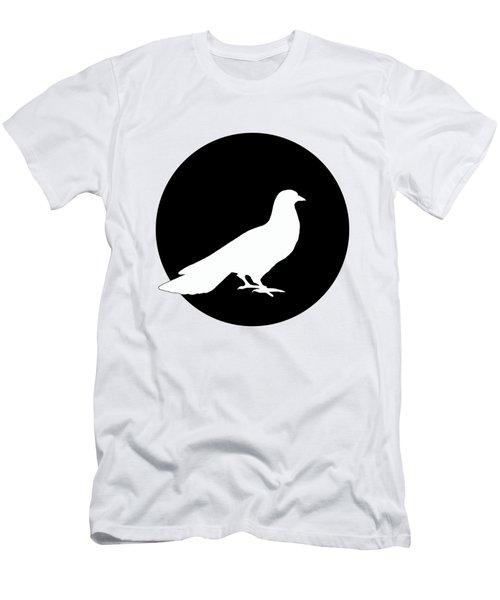 Dove Men's T-Shirt (Slim Fit) by Mordax Furittus