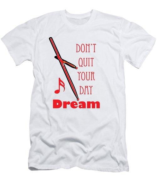 Drum Percussion Fine Art Photographs Art Prints 5020.02 Men's T-Shirt (Slim Fit) by M K  Miller