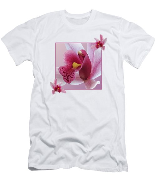 Exotic Temptation Men's T-Shirt (Slim Fit) by Gill Billington