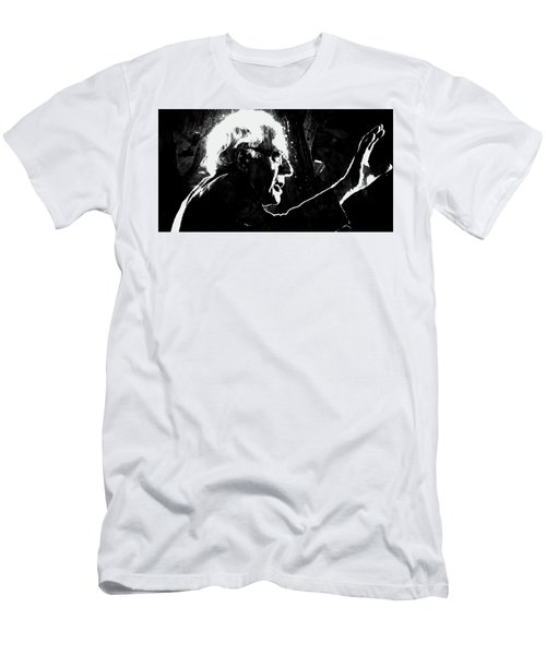 Feeling The Bern Men's T-Shirt (Slim Fit) by Brian Reaves