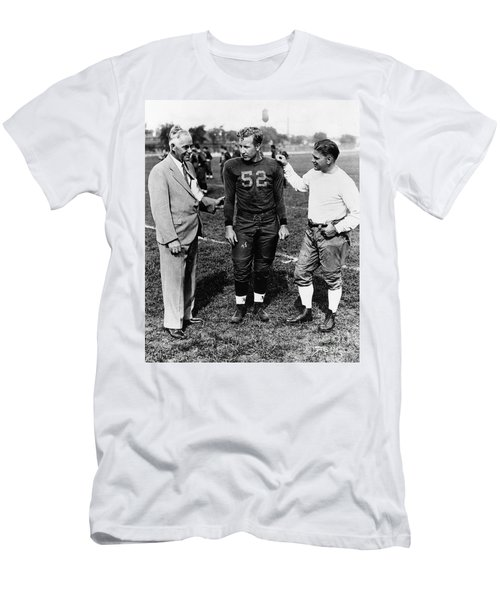 Fielding Yost (1871-1946) Men's T-Shirt (Slim Fit) by Granger