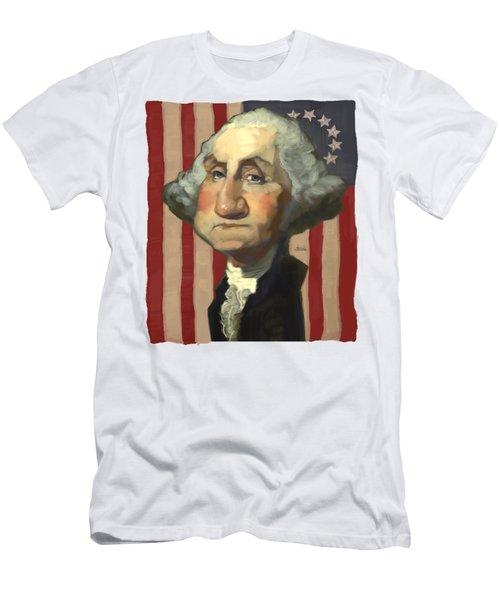 G Dub Men's T-Shirt (Slim Fit) by Noah Stokes