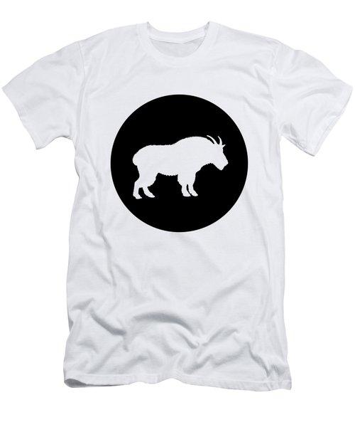 Goat Men's T-Shirt (Slim Fit) by Mordax Furittus