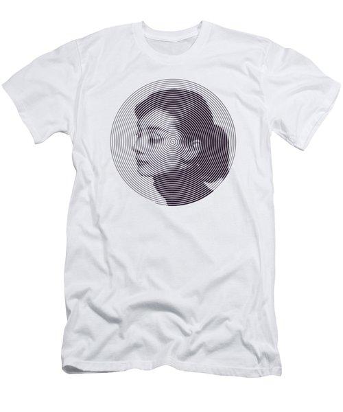 Hepburn Men's T-Shirt (Slim Fit) by Zachary Witt