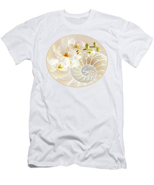 Intimate Fusion Men's T-Shirt (Slim Fit) by Gill Billington
