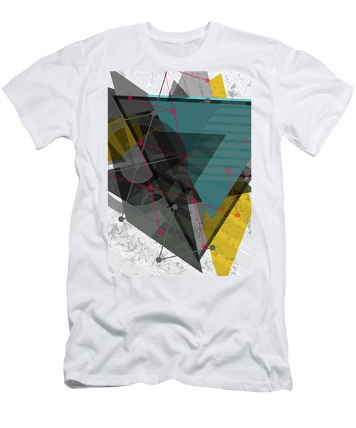 Let There Be Light Men's T-Shirt (Slim Fit) by Don Kuing