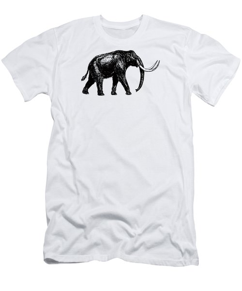 Mammoth Tee Men's T-Shirt (Slim Fit) by Edward Fielding
