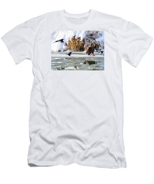 My Lunch Men's T-Shirt (Slim Fit) by Mike Dawson