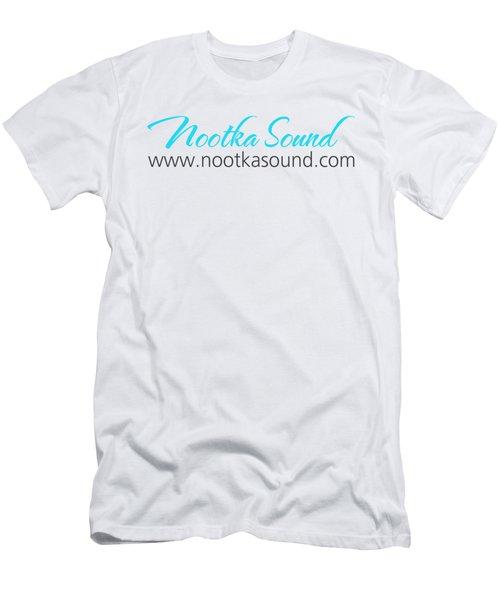 Nootka Sound Logo #11 Men's T-Shirt (Slim Fit) by Nootka Sound