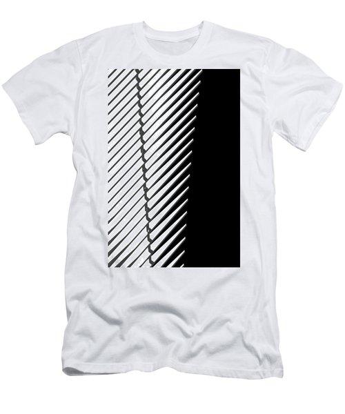 Oculus No. 3-1 Men's T-Shirt (Slim Fit) by Sandy Taylor