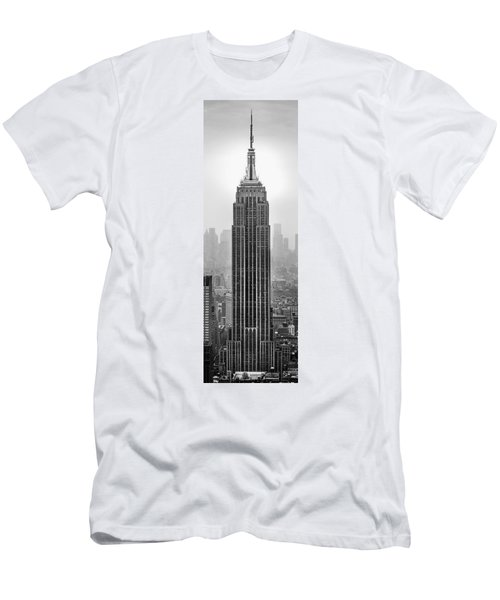 Pride Of An Empire Men's T-Shirt (Slim Fit) by Az Jackson
