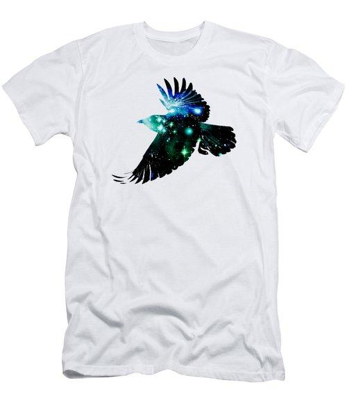 Raven Men's T-Shirt (Slim Fit) by Anastasiya Malakhova