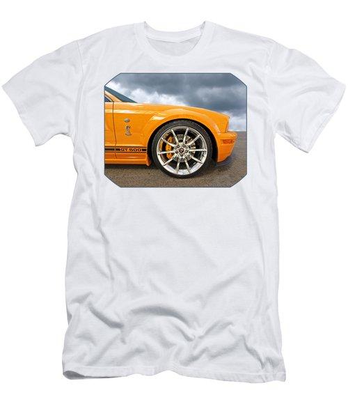 Shelby Gt500 Wheel Men's T-Shirt (Slim Fit) by Gill Billington