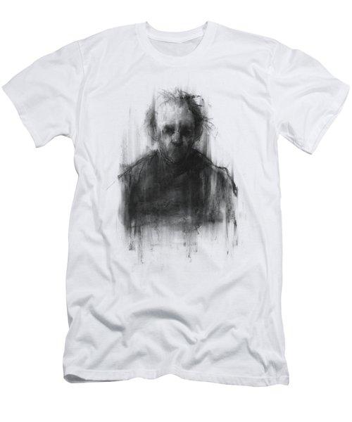 Simple Man II Men's T-Shirt (Slim Fit) by Bruno M Carlos