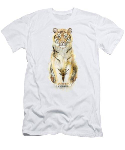 Sound Men's T-Shirt (Slim Fit) by Amy Hamilton