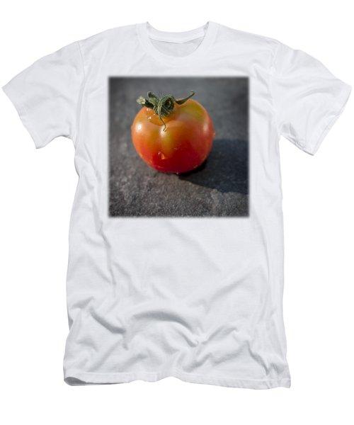 Sweet 100 T Men's T-Shirt (Slim Fit) by David Stone