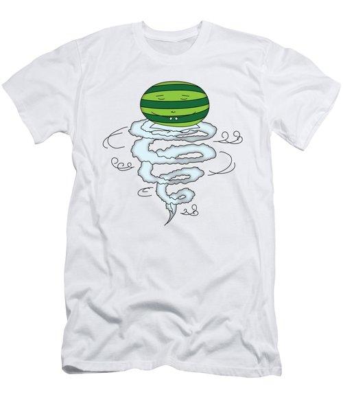 T H E . E L E M E L O N S ______________ A I R M E L O N Men's T-Shirt (Slim Fit) by H U M E A I M A R T