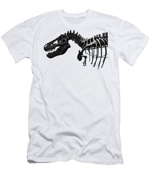 T-rex Men's T-Shirt (Slim Fit) by Martin Newman