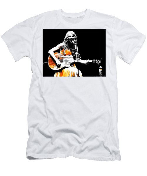 Taylor Swift 9s Men's T-Shirt (Slim Fit) by Brian Reaves