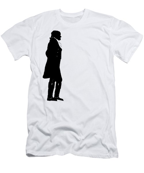 The Jefferson Men's T-Shirt (Slim Fit) by War Is Hell Store