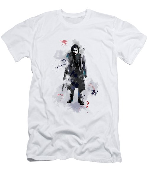 The Joker Men's T-Shirt (Slim Fit) by Marlene Watson