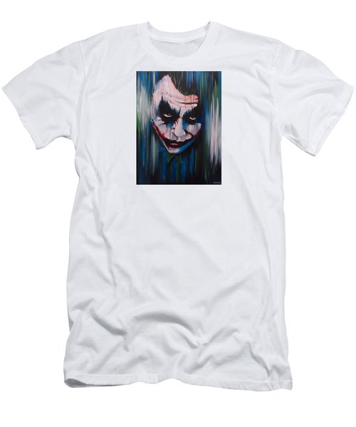 The Joker Men's T-Shirt (Slim Fit) by Michael Walden