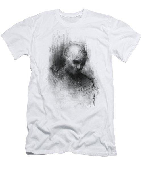 Thinker II Men's T-Shirt (Slim Fit) by Bruno M Carlos