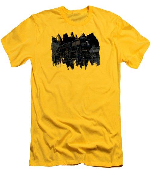 2083 Men's T-Shirt (Slim Fit) by Thom Zehrfeld