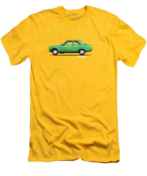 Escort Mark 1 1968 Men's T-Shirt (Slim Fit) by Mark Rogan