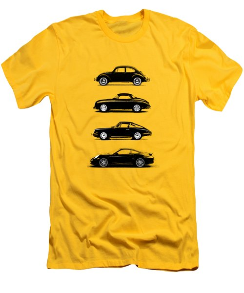 Evolution Men's T-Shirt (Slim Fit) by Mark Rogan