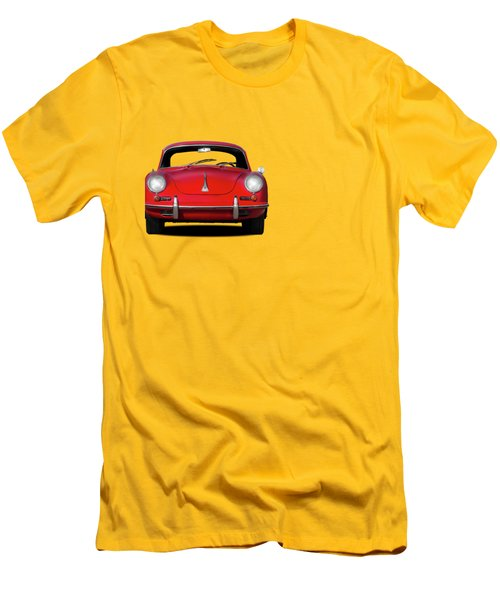 Porsche 356 Men's T-Shirt (Slim Fit) by Mark Rogan
