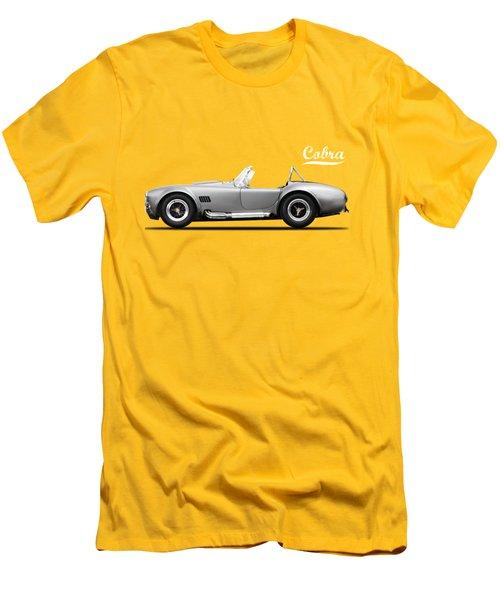 Shelby Cobra 427 Sc 1965 Men's T-Shirt (Slim Fit) by Mark Rogan