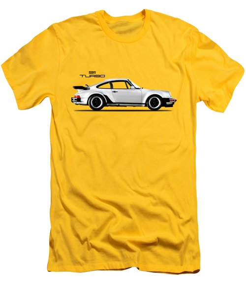 The 911 Turbo 1984 Men's T-Shirt (Slim Fit) by Mark Rogan