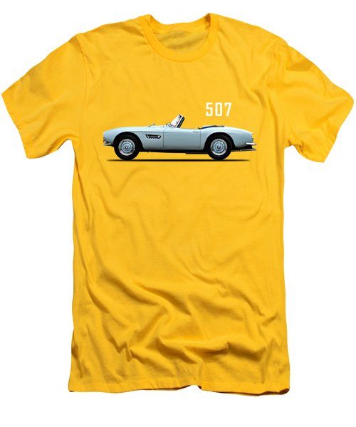 The Bmw 507 Men's T-Shirt (Slim Fit) by Mark Rogan