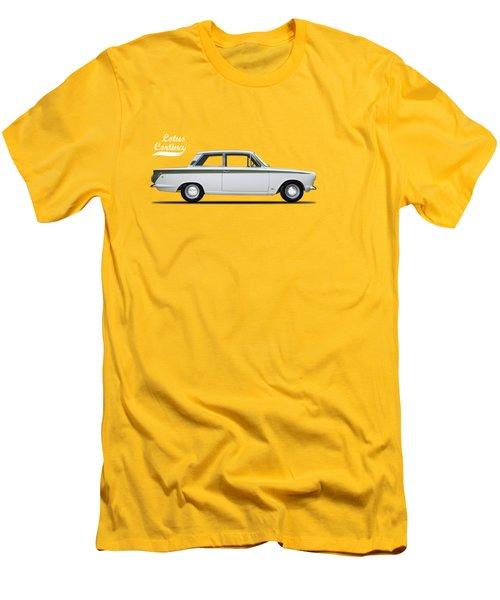 The Lotus Cortina Men's T-Shirt (Slim Fit) by Mark Rogan