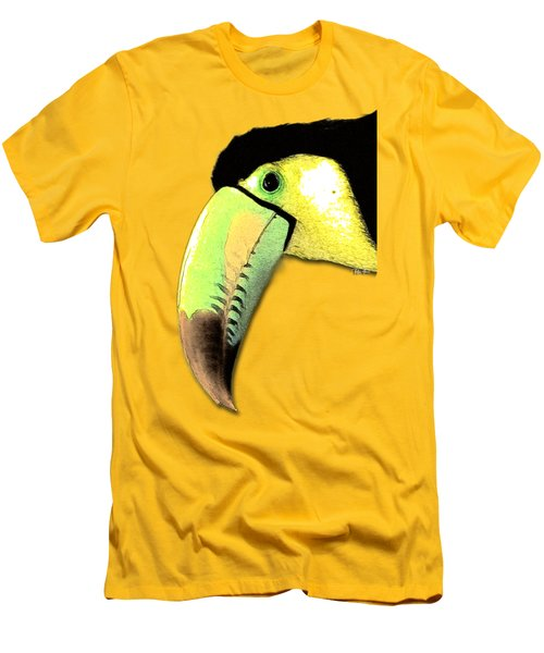 Toucan Do It Men's T-Shirt (Slim Fit) by Russ Harris