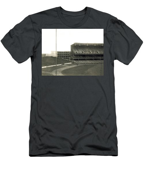 1923 Yankee Stadium Men's T-Shirt (Slim Fit) by Underwood Archives